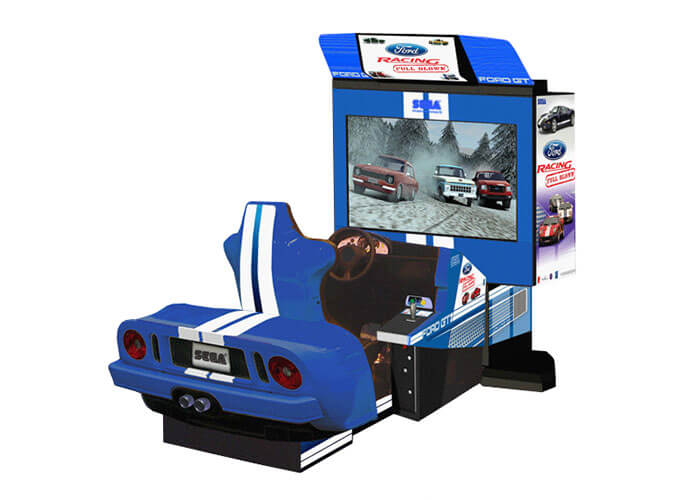 Ford Racing Full Blown