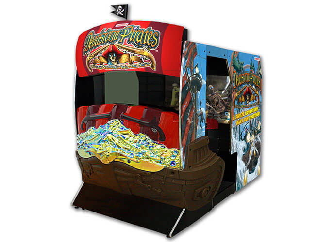 Dead Storm Pirates Theater Cabinet